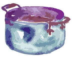 Pickling Pot c egbert1 Pickling a Pot of Patty Pan