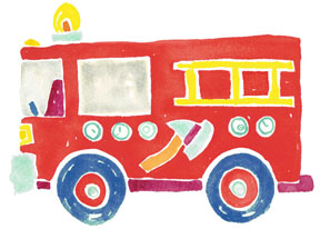 Fire Engine c egbert Gilfeather Turnip Soup