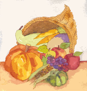 cornucopia c egbert Roasted Vegetables   Cinderella in the Kitchen