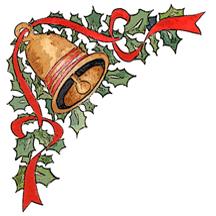 Bell c egbert Free Christmas Card
