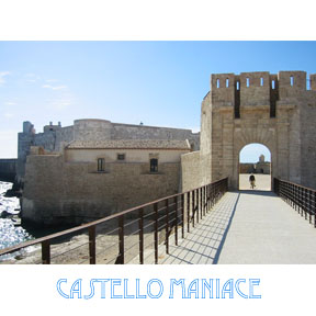 Castello Maniace 01 Mouth Watering Photos from Sicily