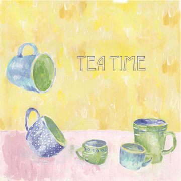 Tea time c egbert Tea Time   Reflections on Tea