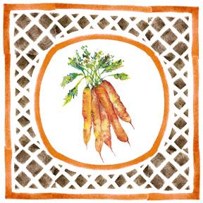 V Carrot 01a c egbert1 On the Road Picnic & Vegetarian Sandwiches