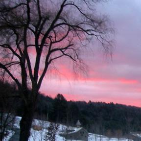 Winter Sunrise 01 Winter Sunrise 01