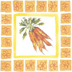 ZPV carrots 01 c egbert Carota   Carrots in Italy # 1   Carrot Mint Salad