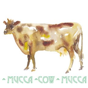 cow mucca c egbert  Ricotta Burger a REAL Cheese Burger