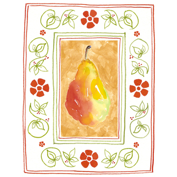golden pear c egbert Roasted Pears and a Pear Cake the Vermont Way