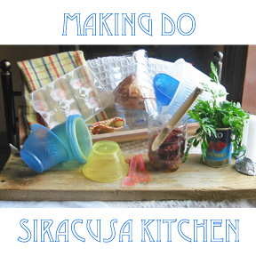 making do words 01 Making Do   Yankee Ingenuity in the Kitchen