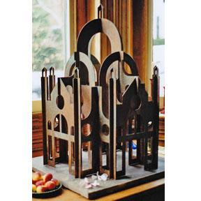 mosque CF Egbert Chocolate Pear Cake to Celebrate Mosque