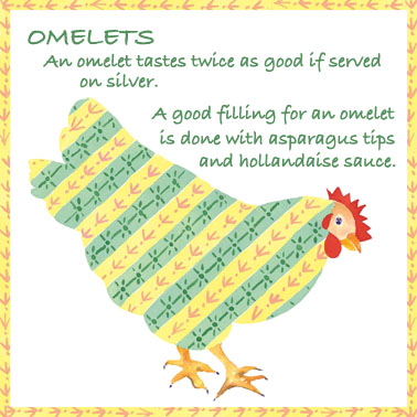 omelet c egbert1 Hint from the 50s   Omelets