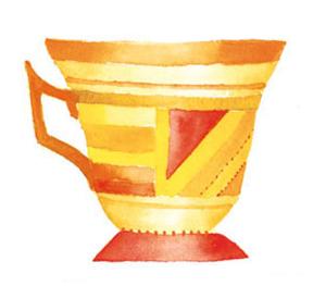 tea cup 2 c egbert Australian Scones