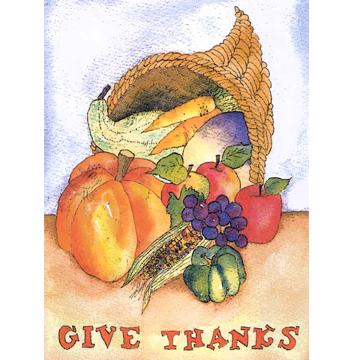 tg card image Free Thanksgiving Card to Print