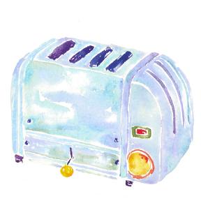 toaster c egbert Whole Grain Seedy Bread