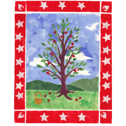 tree summer c egbert 2011 Top Ten List & Free Prints