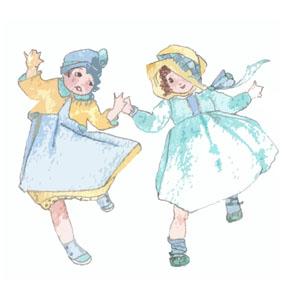 two girls c egbert Gingersnap   Brunkage   Pepparkakor   World Favorite Cookie