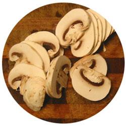 v mushroom sliced 01 Mushroom #3   Barley Pilaf